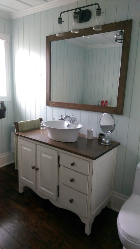 Vanité de salle de bain sur mesure - Meuble salle de bain sur mesure ...