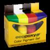 Pigment liquide Ecopoxy colorant liquide pour résine époxy vente en ligne l'Ébénisterie de Lanaudière