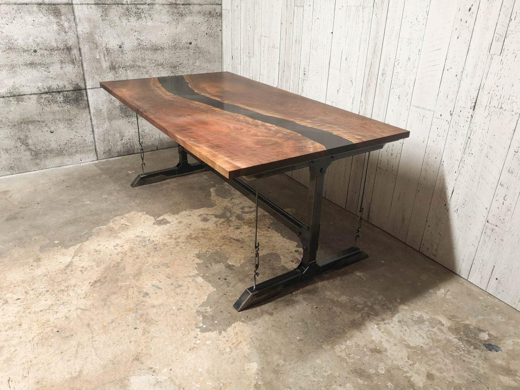 Faire Meuble Sur Mesure meuble sur mesure -bois ou métal -l'Ébénisterie de lanaudière